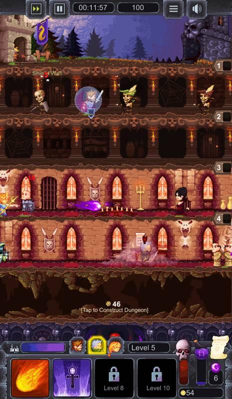 恶魔巢穴游戏截图2