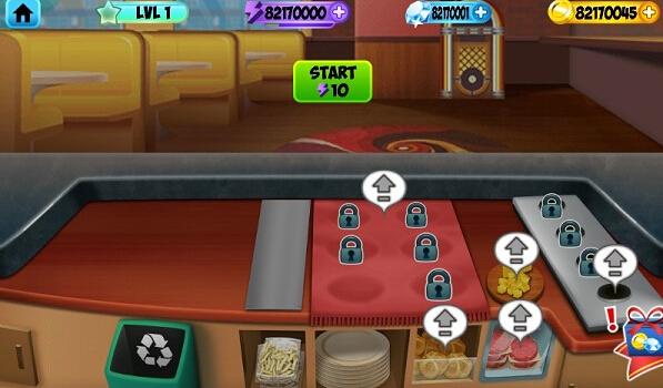 我的汉堡 店2游戏截图1