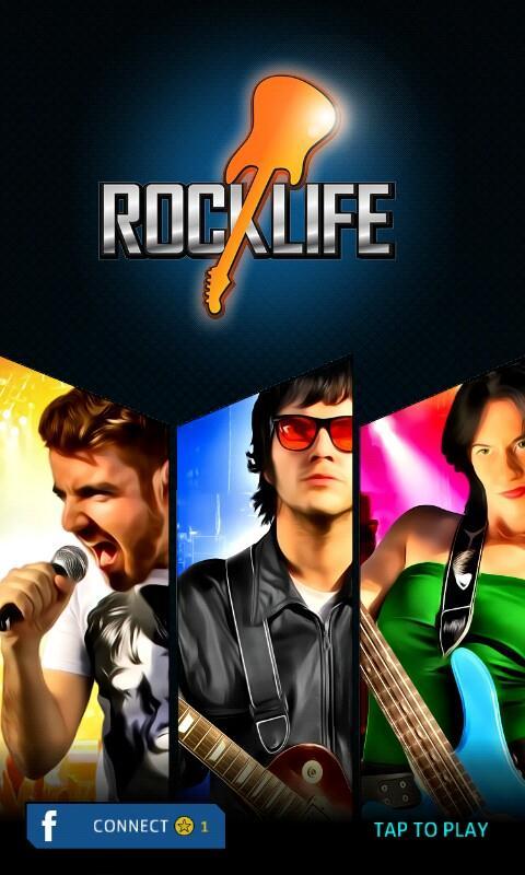 摇滚人生游戏截图1