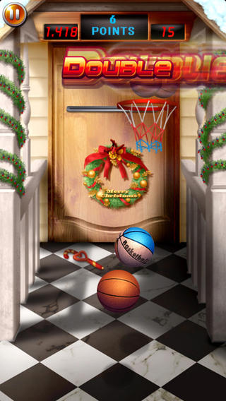 口袋篮球游戏截图1