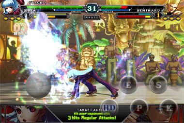 KOF拳皇2012游戏截图2