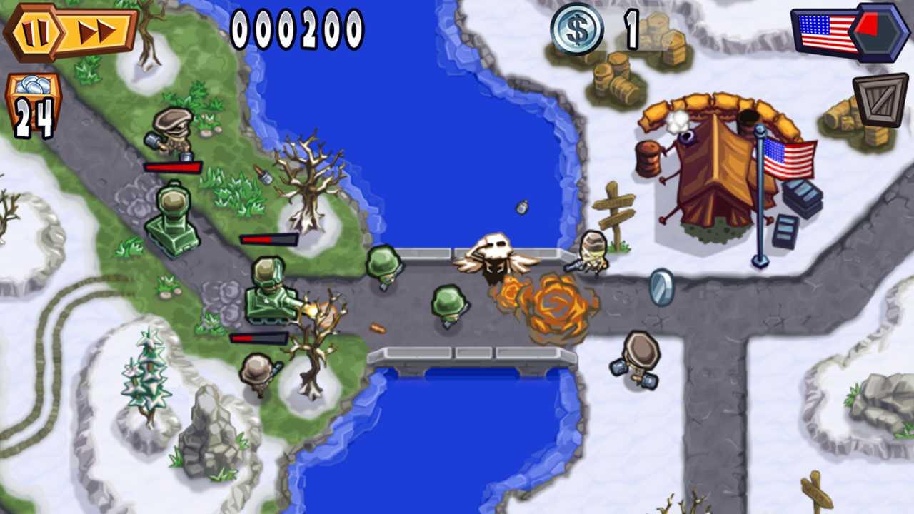 枪与荣耀二战游戏截图2
