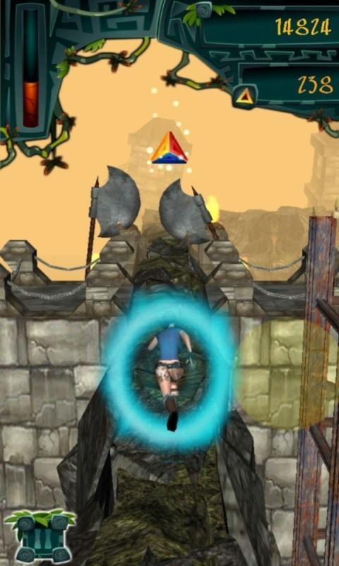 古墓逃离游戏截图2