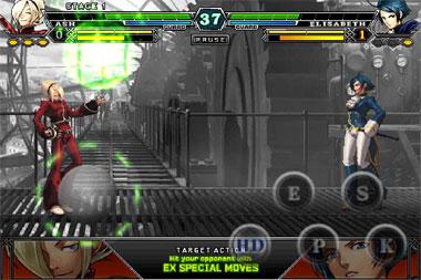 KOF拳皇2012游戏截图3