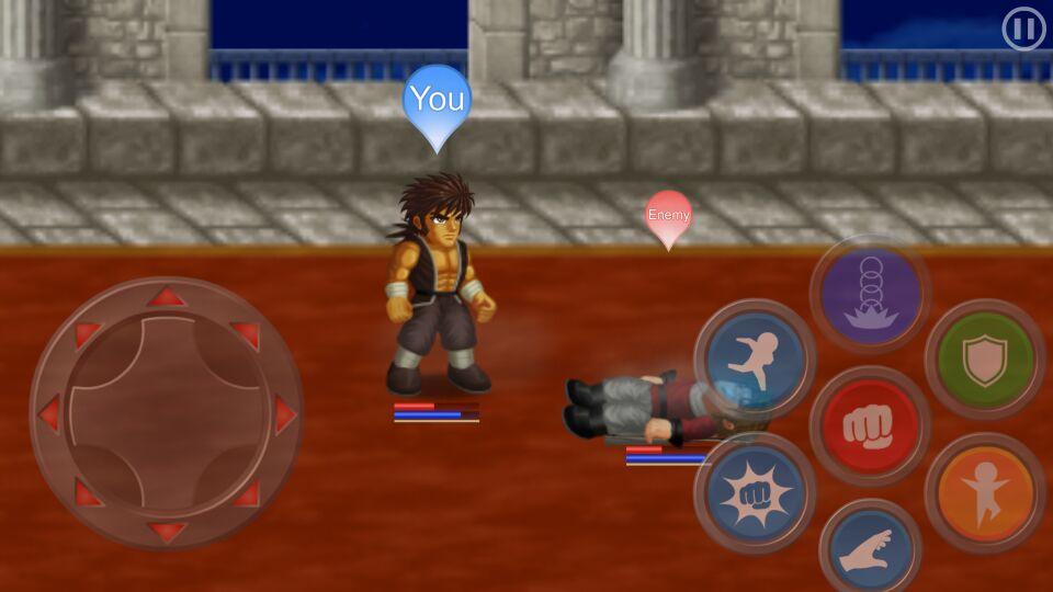 英雄大作战X游戏截图2