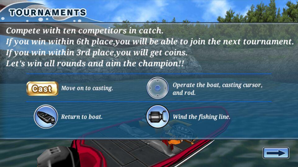 钓大鱼游戏截图2