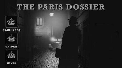 巴黎档案游戏截图1