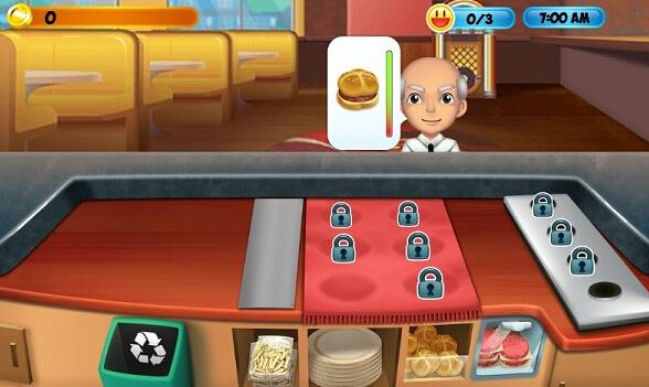 我的汉堡 店2游戏截图2