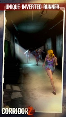 僵尸回廊游戏截图2