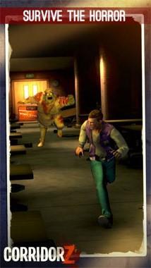 僵尸回廊游戏截图3