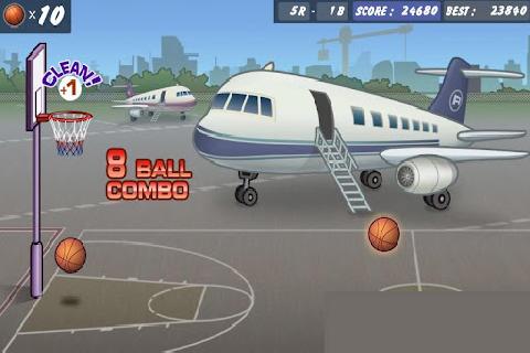 指尖投篮游戏截图2