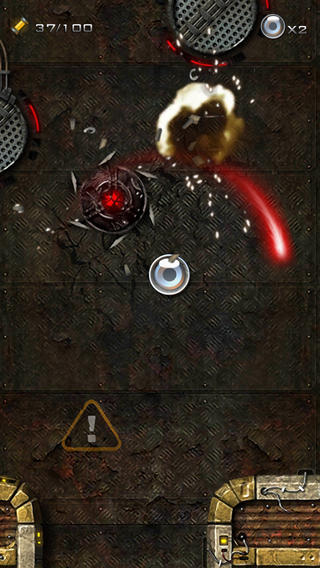 黑暗星云游戏截图3