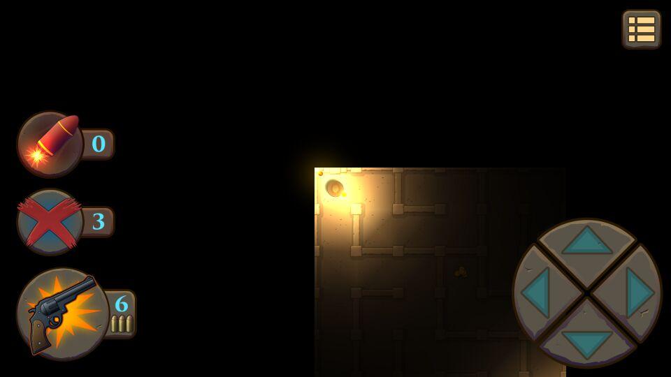 迷宫地牢游戏截图1