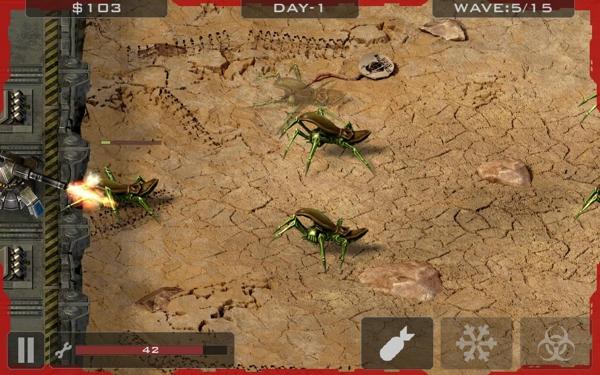 异形 防御游戏截图2