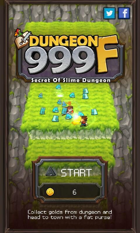 地牢  999层游戏截图2